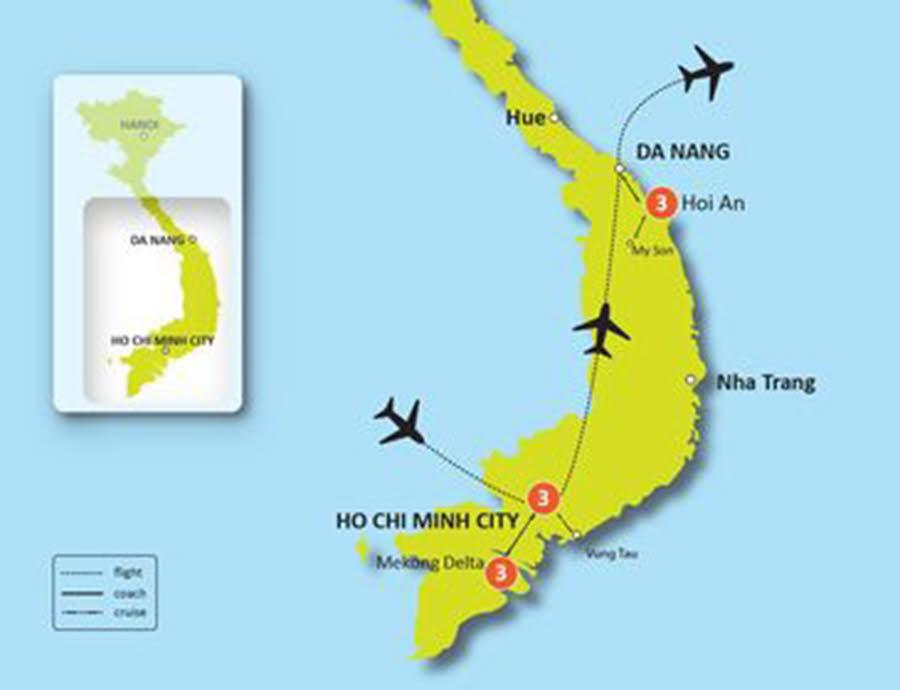 VIETNAM EXPLORER SCHOOL TOUR