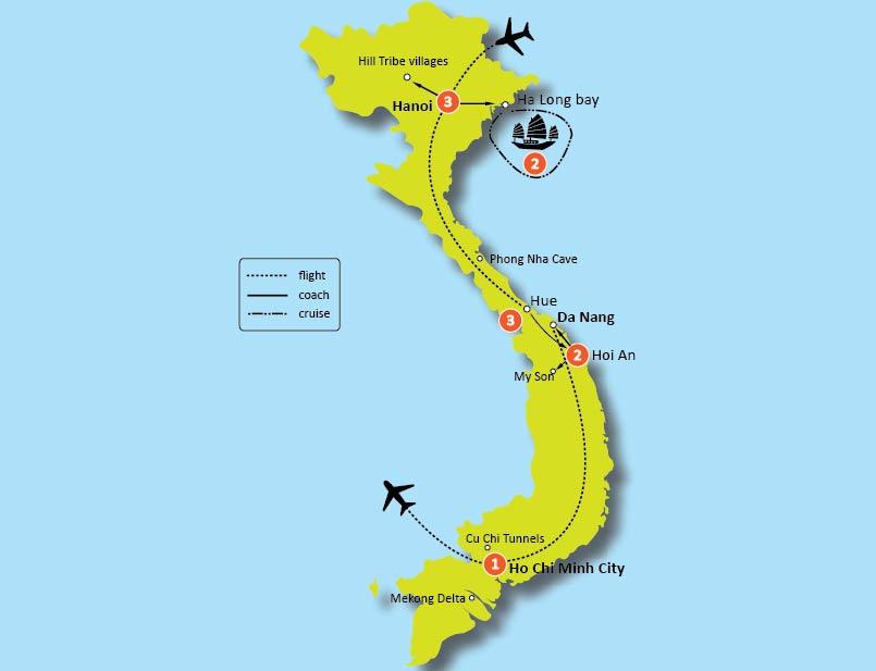 12-DAY ESSENTIAL VIETNAM TOUR