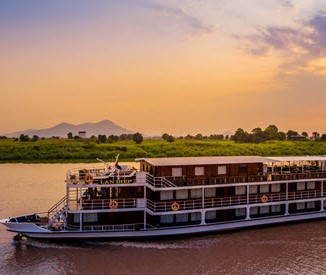 13-Day  Flights and Mekong Cruise package from Vietnam to Cambodia