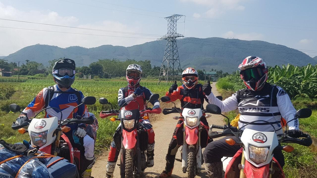 Motorbike & Bicycle Tours