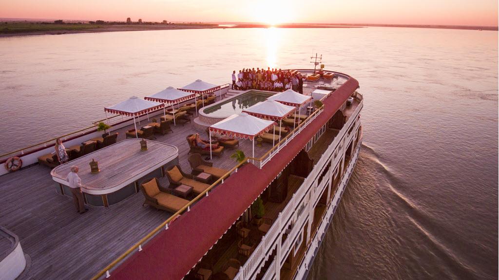 Myanmar River Cruises