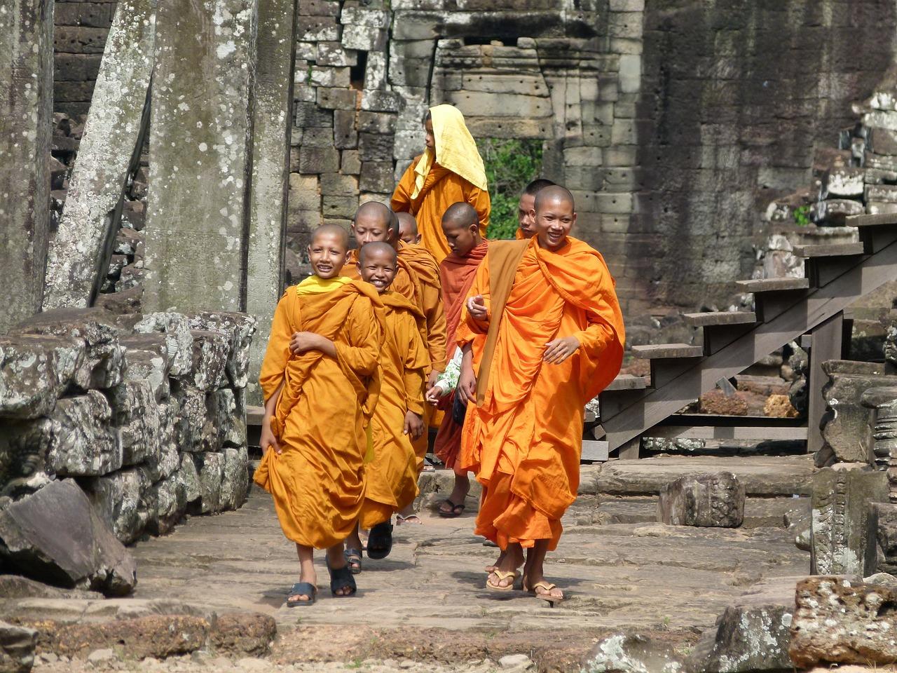 Laos and Cambodia Cruises
