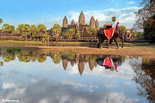 Mekong River Vietnam and Cambodia