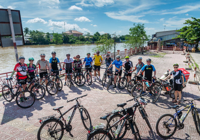 16-DAY VIETNAM & LAOS BIKING TOUR