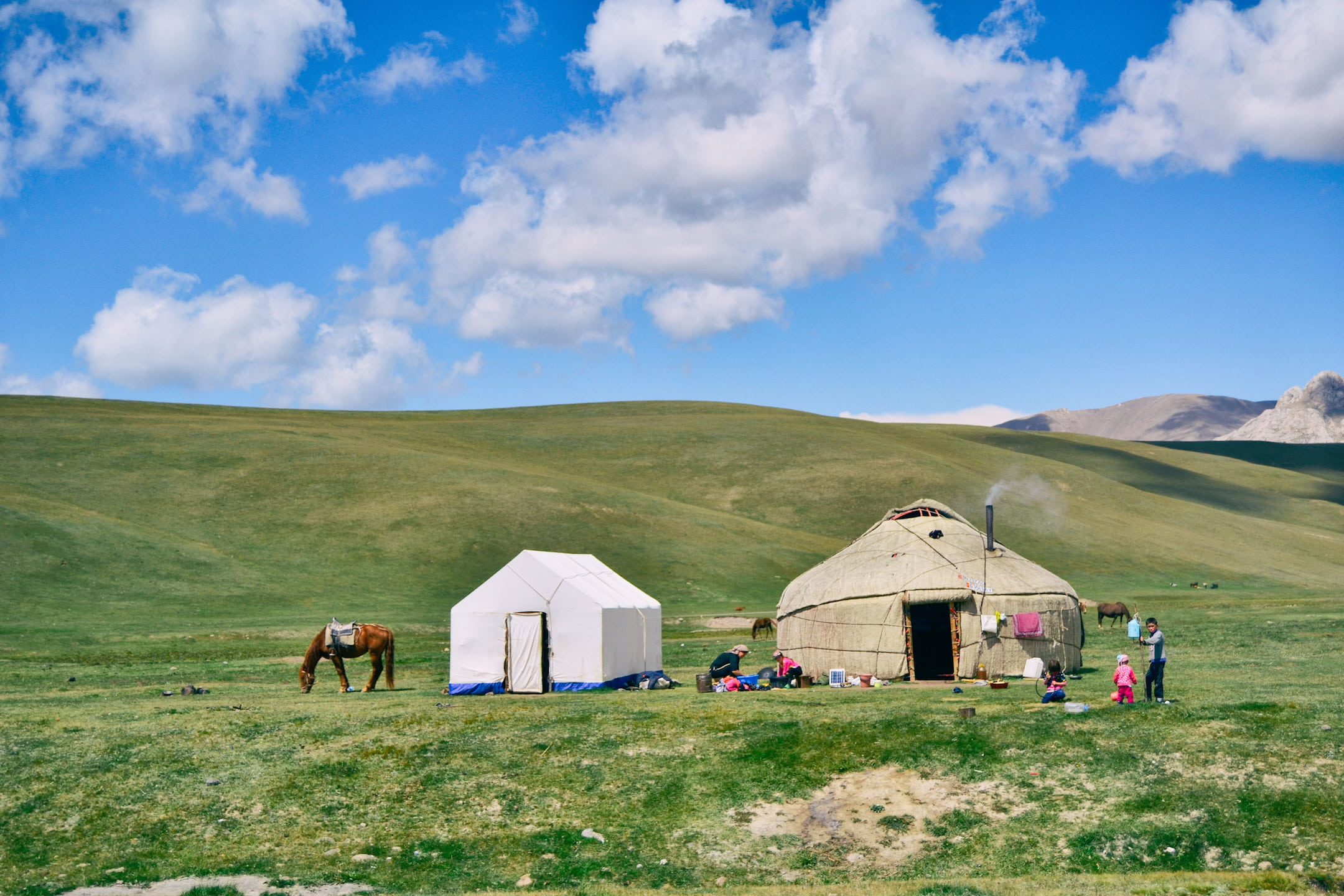 Mongolia classic tour: A Land of Mystic Serene Steppes