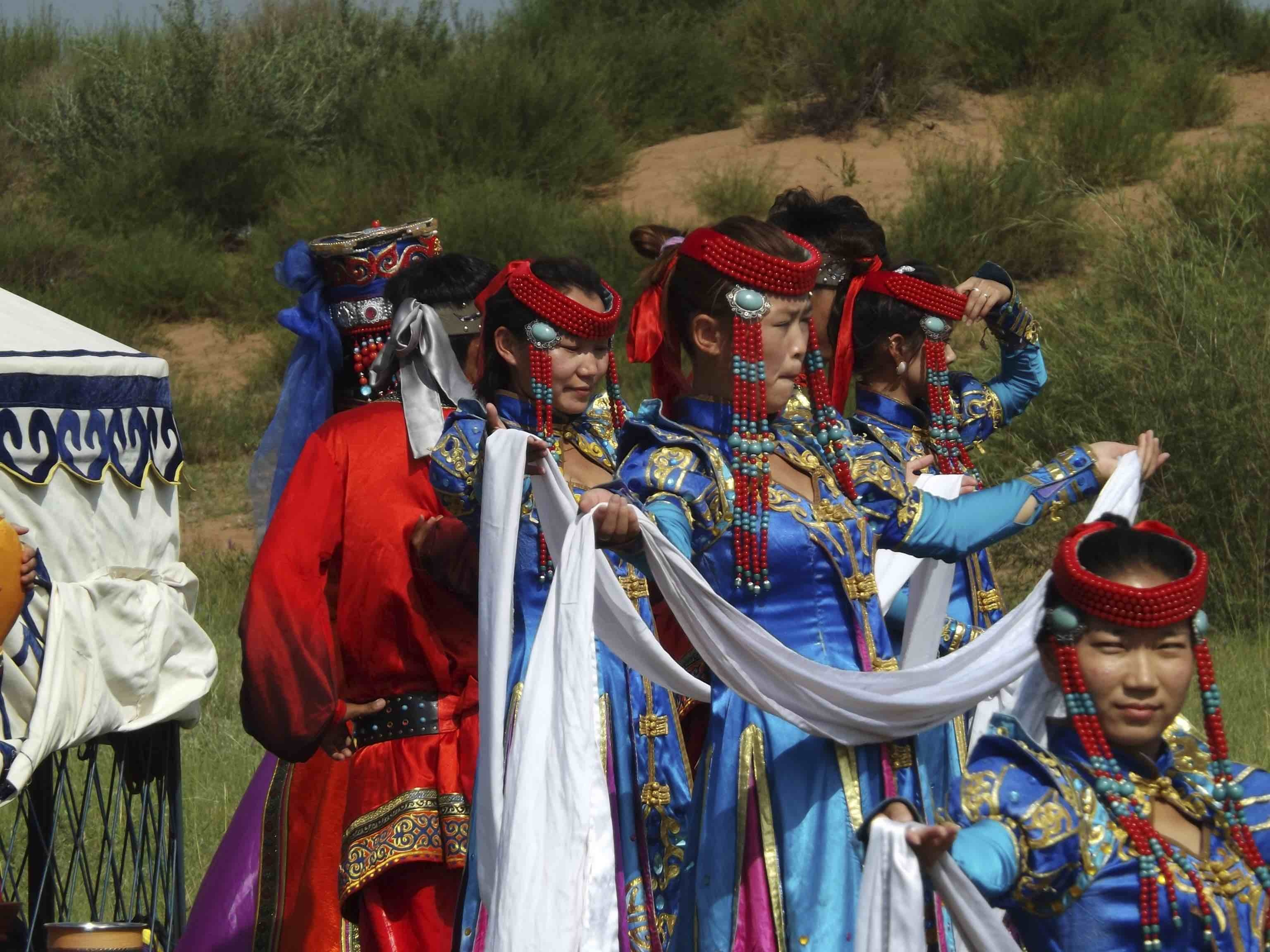 MONGOLIA FIELD TRIP SCHOOL TOUR