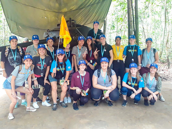 10-Day Central and Northern Vietnam School Tour