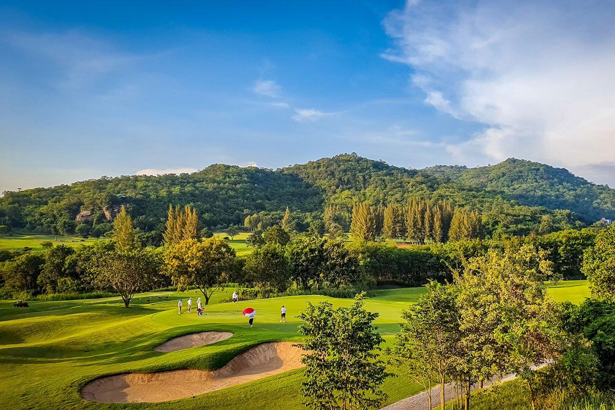 7 day Thailand Luxury Golf Package - Hua Hin