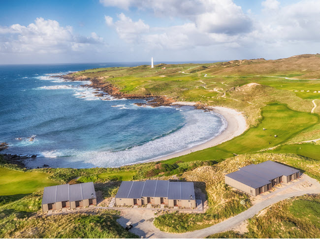4-Day Amazing King Island Golf- Fly, Stay and Play Package
