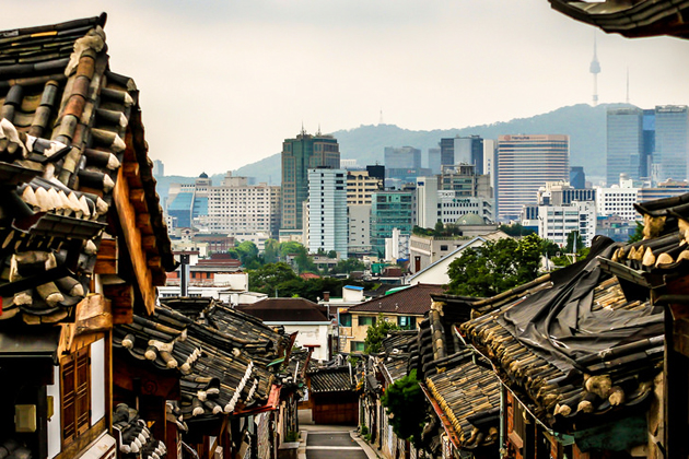 9-DAY OF KOREA PAST AND PRESENT TOUR
