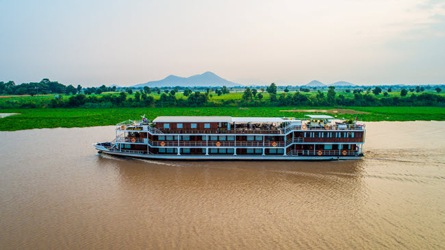 12 DAY VIETNAM AND CAMBODIA MEKONG RIVER CRUISE