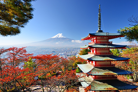 11-DAY OF JAPAN GOLDEN ROUTE AND HIROSHIMA ESCORTED TOUR
