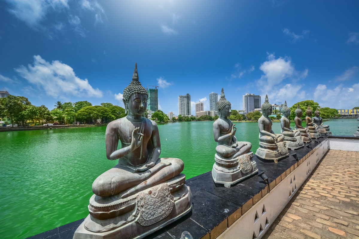 12-DAY PEARL OF SRI LANKA TOUR