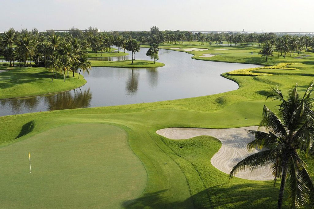 7 day Thailand Luxury Golf Package