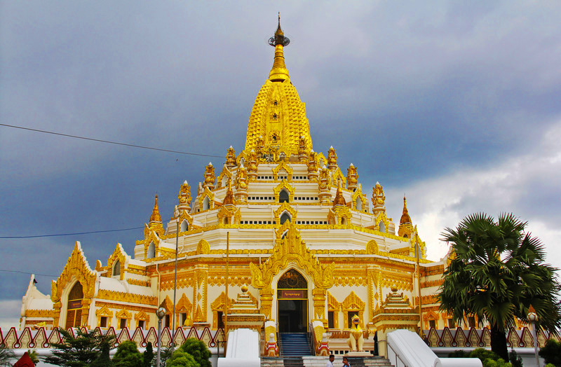 12-DAY  MYANMAR ADVENTURE TOUR