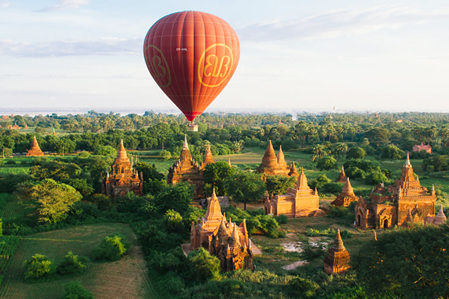 10-DAY HIGHLIGHTS OF MYANMAR TOUR: THE VERY BEST OF THE GOLDEN LAND