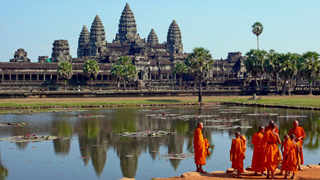 3 DAYS Siem Reap Package (pre/ post MEKONG RIVER CRUISE)