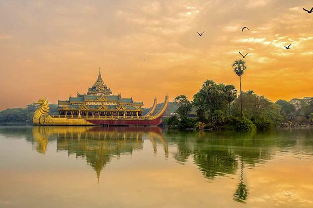 MYANMAR EXPLORER SCHOOL TOUR