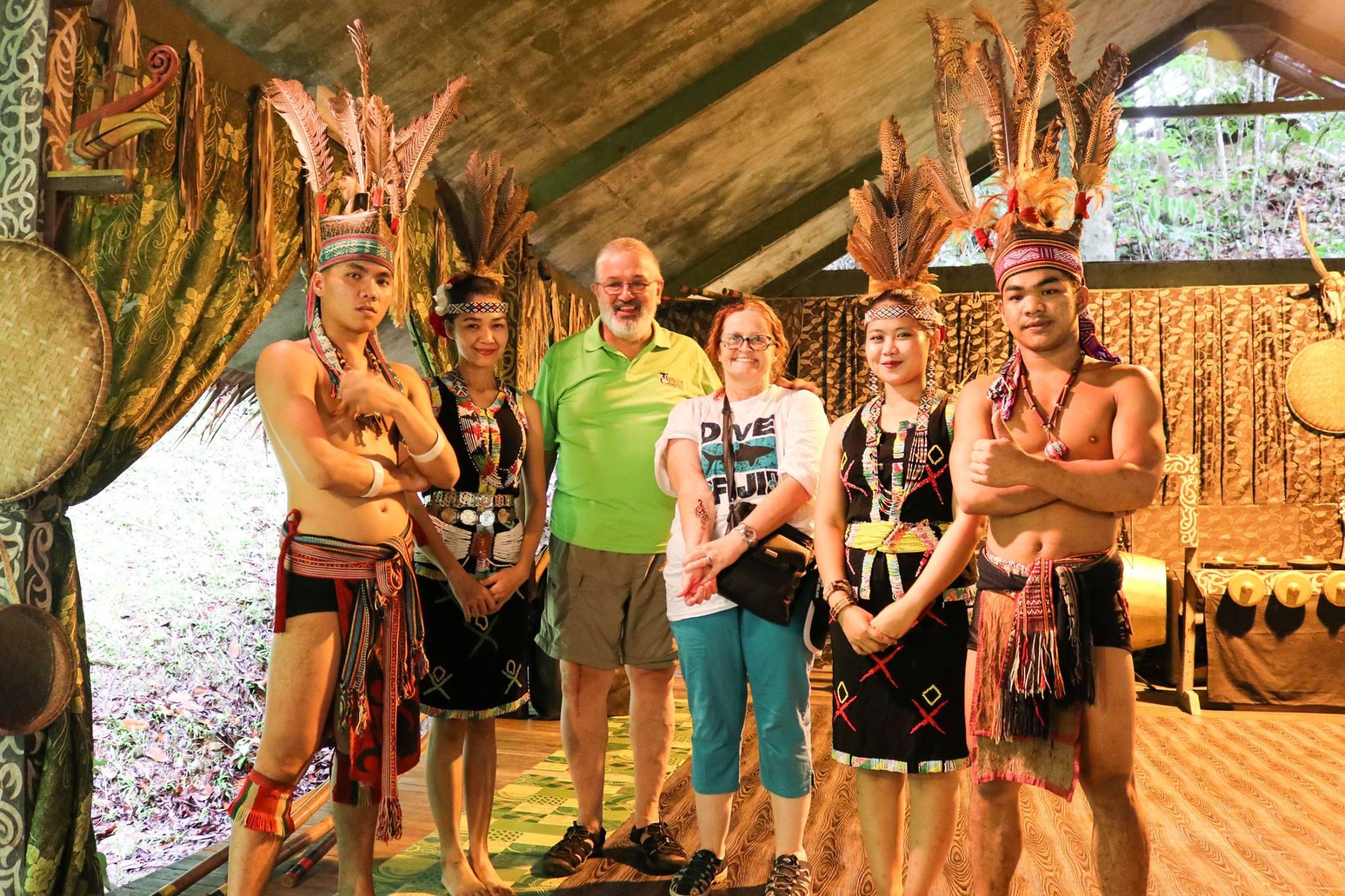 10-Day Borneo Wildlife & Discovery Escorted Tour