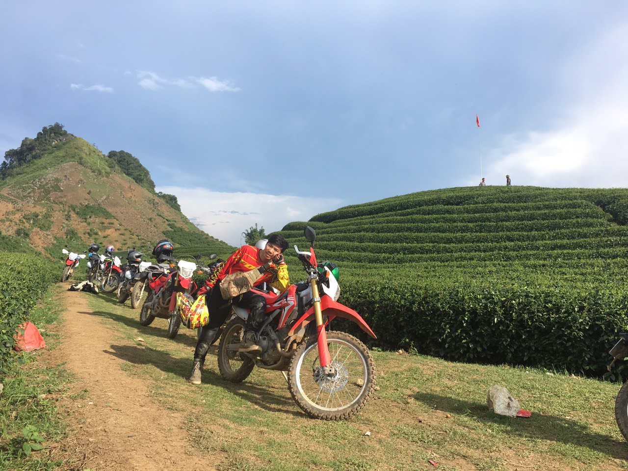 7-Day The Great Trails of Northern Vietnam Motorbike Tour