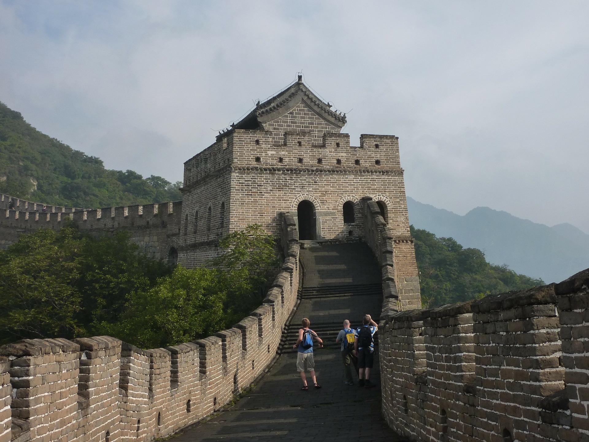 CHINA FIELD TRIP SCHOOL TOUR