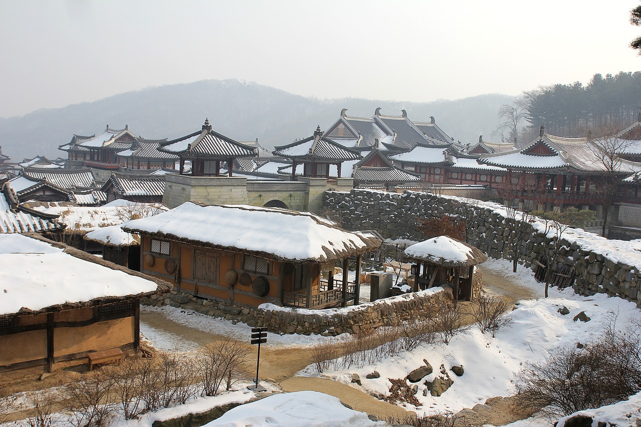 7- DAY SOUTH KOREA AT A GLANCE TOUR