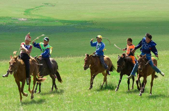 MONGOLIA WILDERNESS ADVENTURE SCHOOL TOUR