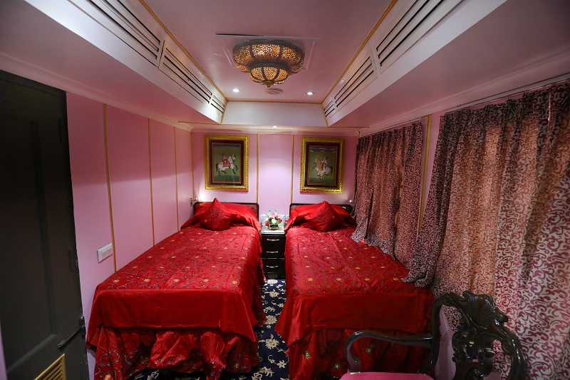 Palace On Wheels Luxury India Train Journey