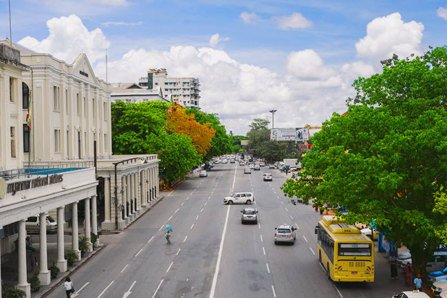 12-DAY  MYANMAR ADVENTURE TOUR