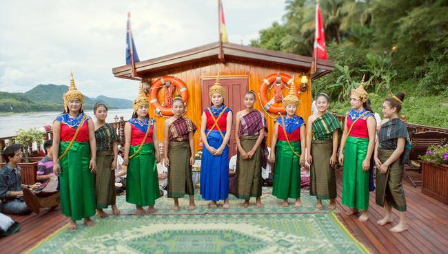 12-Day Mekong River Cruise Through Laos and Thailand from  Vientiane to Chiang Rai