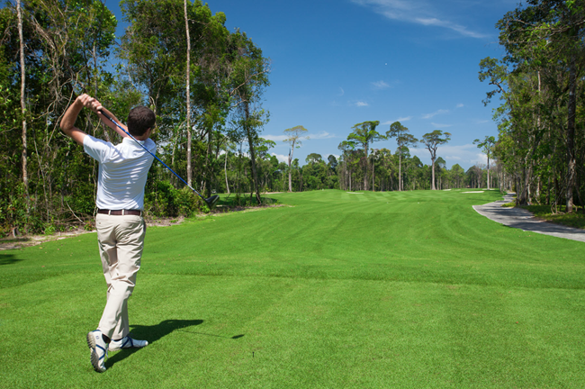 LUXURY GOLF PACKAGE ON PARADISE ISLAND: CHRISTMAS AND NEW YEAR