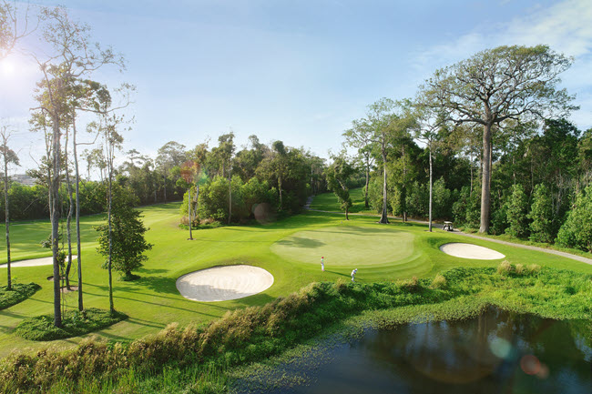 LUXURY GOLF PACKAGE SOUTHERN VIETNAM: SAIGON AND PHU QUOC