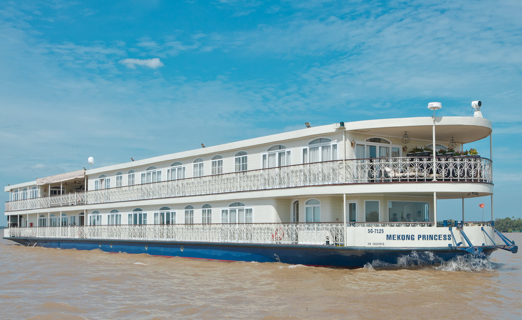 The Ultimate Mekong Discovery Upstream With Mekong Princess Cruise