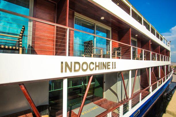 Luxury Mekong River Cruise with RV Indochine II